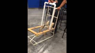 Rice Planting Machine Prototype