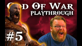 Eric Plays: God of War #5 (Blind Playthrough)