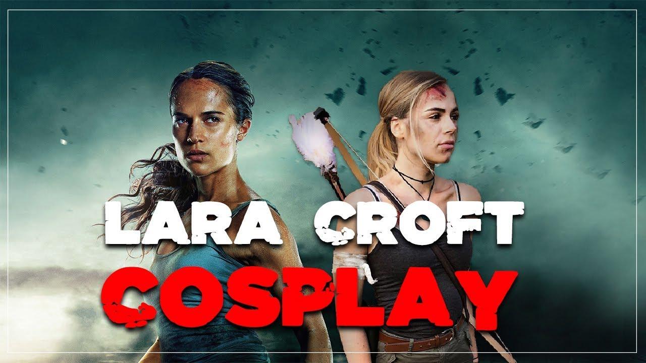 Lara Croft Cosplay So Entsteht Mein Tomb Raider Kostüm Vlog