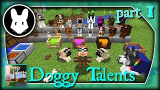 Doggy Talents: Pt 1  Everything but Skills! BitbyBit by Mischief of Mice!