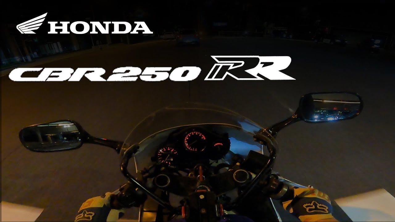 【イヤホン又はヘッドホン推奨🎧】#7 19000回転まできっちり回せ!! HONDA CBR250RR (MC22)