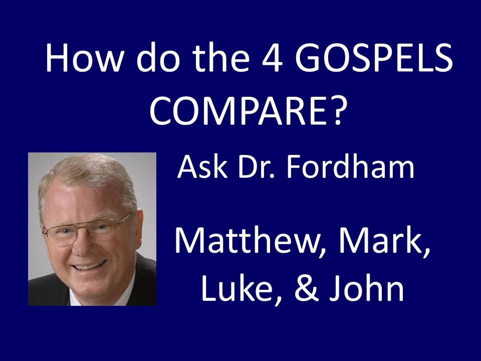 Comparison/contrast of John to the Synoptic Gospels - Essay Example