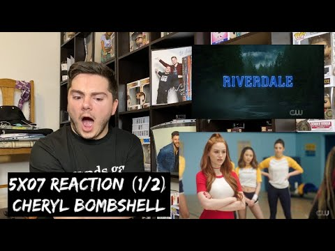 Download RIVERDALE - 5x07 'FIRE IN THE SKY' REACTION (1/2)