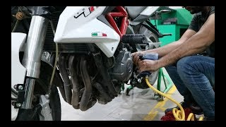 Leaving to ARAKU | Problem in Benelli 600i | Prep Vlog