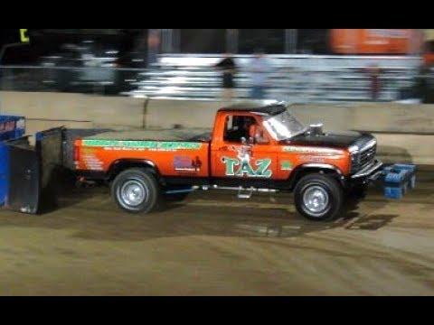 2017 Stock Truck & Street Legal Pulls Washington County Fair Greenwich New York