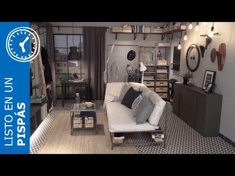 Ideas Para Ikea Un Salones 4 En Pequeños Pispás Youtube QthdsrCx