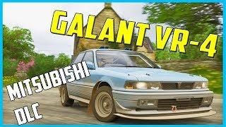 Forza Horizon 4 - Mitsubishi Galant VR-4 Test And Review