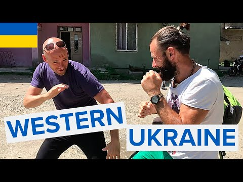 Western Ukraine Through