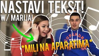 Download NASTAVI TEKST PESME! Mp3