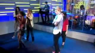 The Cast Of Lemonade Mouth Determinate Good Morning America Live.mp3
