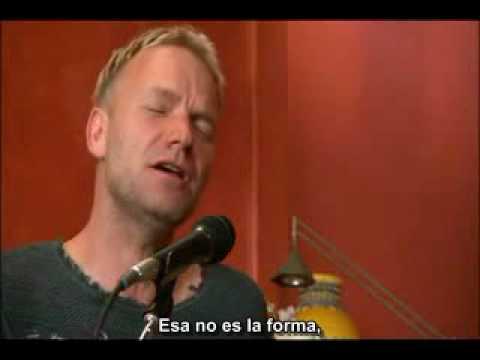 Sting - La Forma de mi Corazón (subtitulado)
