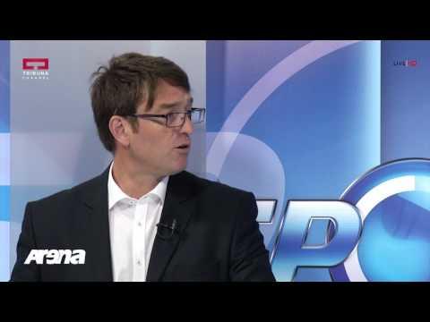 ARENA - Intervista - Ismet Munishi dhe Bekim Shotanin