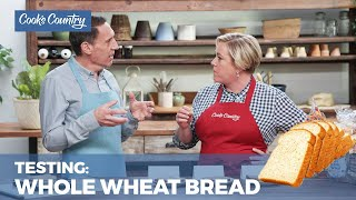 Our Taste Test of Supermarket Whole-Wheat Bread