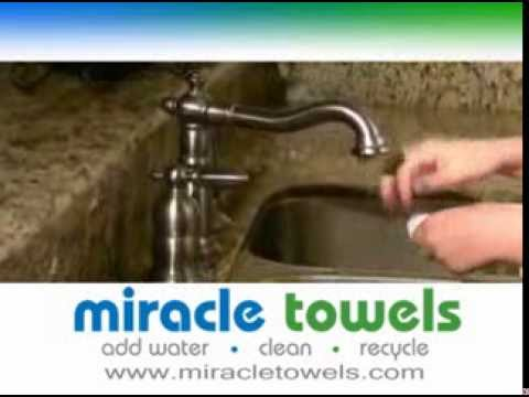 Miracle Towels ISCI Code 42510