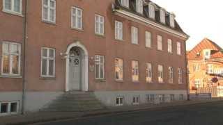 Krigshospitalet i Jyderup - Historier fra Naturpark Åmosen