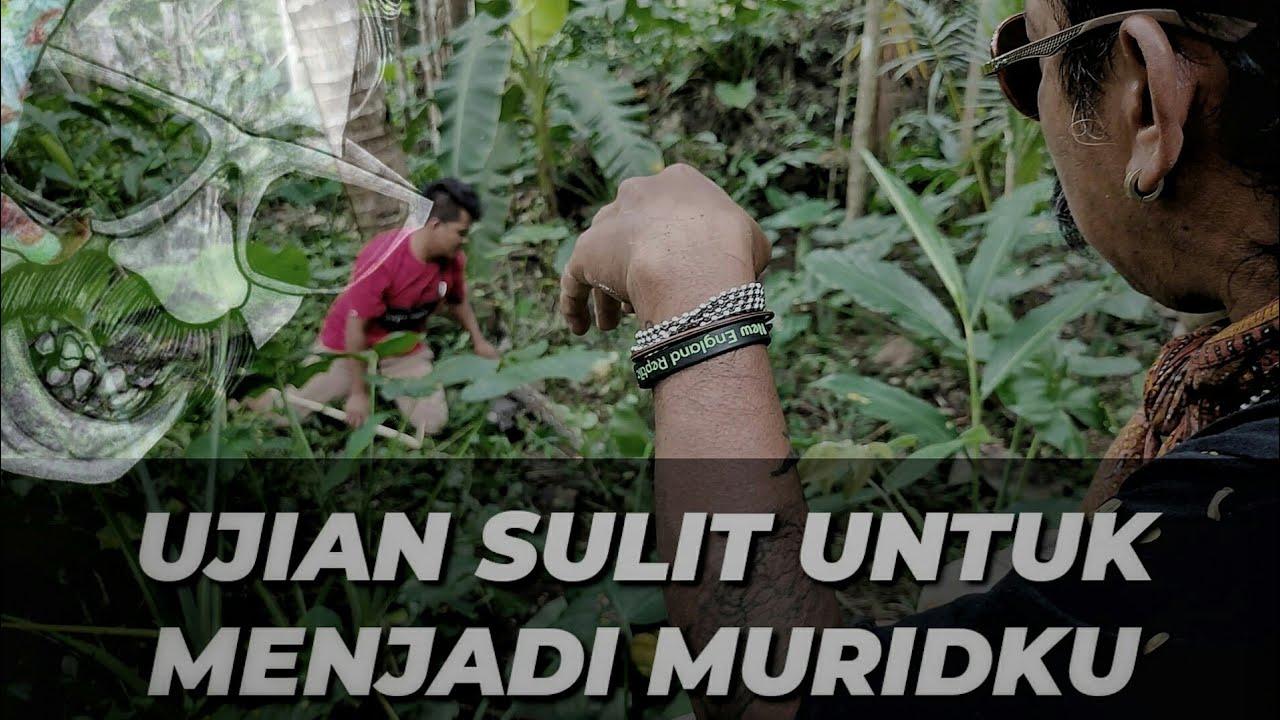 INILAH SYARAT MENJADI MURID WANTO GOWENG