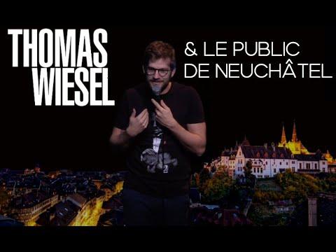 Download Thomas Wiesel et le public de Neuchâtel