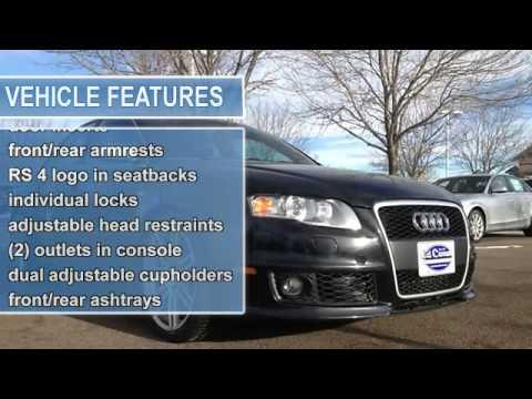 2007 Audi Rs 4 Ed Carroll Motor Company Fort Collins