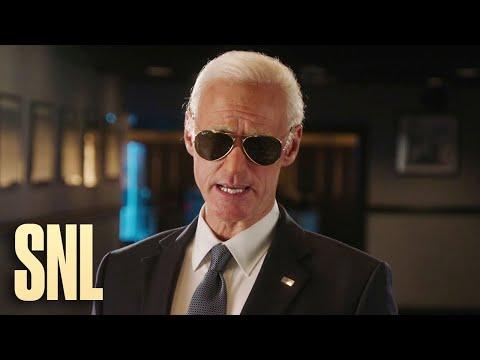 Jim Carrey Suits Up as Joe Biden - SNL