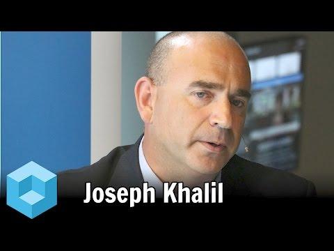 Joseph Khalil - HP Big Data 2015 - theCUBE