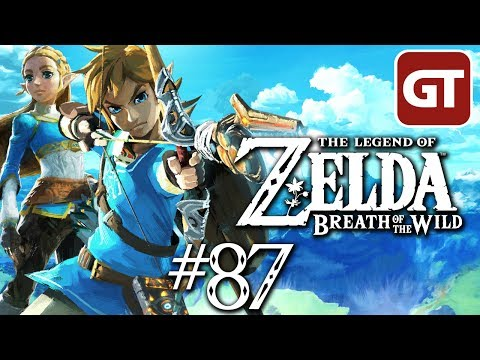 Zelda: Breath of the Wild #87 - Seilbahn mit Schwung