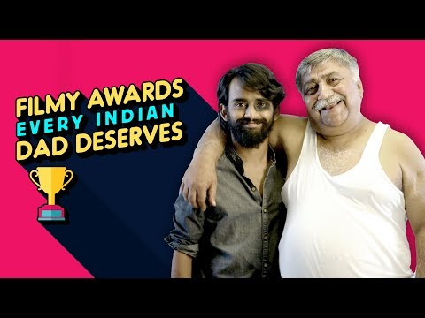 ScoopWhoop: Filmy Awards Every Indian Dad Deserves