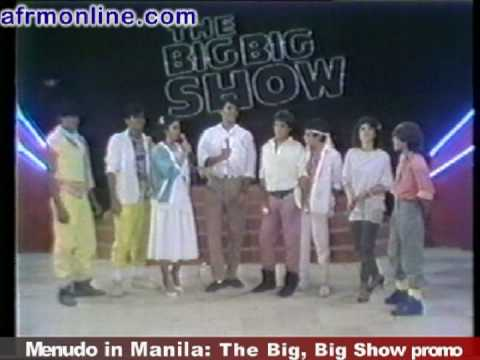 Menudo in Manila: The Big Big Show interview (1985)