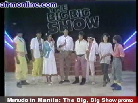 Menudo in Manila: The Big Big   1985