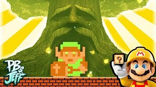 ZELDA: DEKU DUNGEON | Super Mario Maker