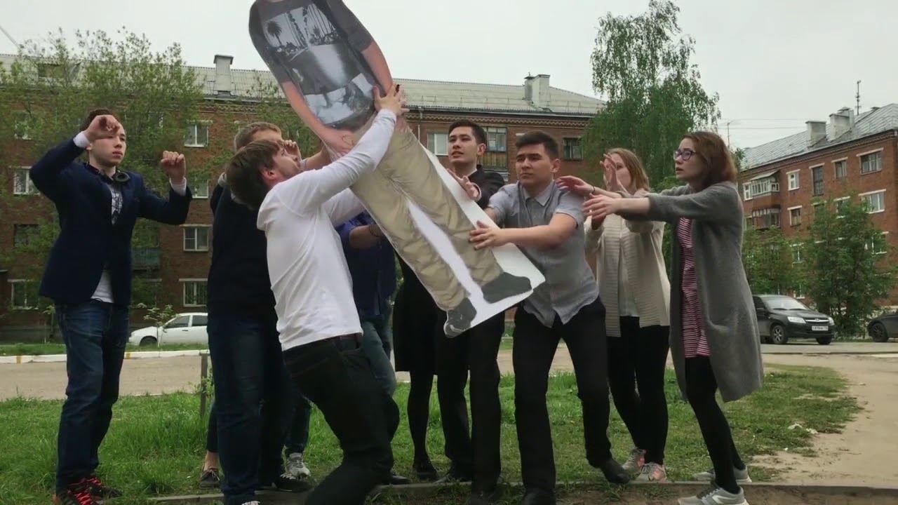 In memory of brother Andrey. We loved you