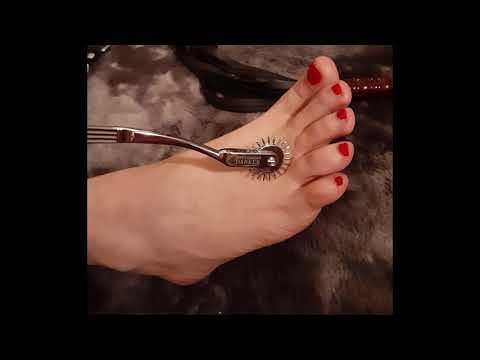 The Italian Vixxen's Beautiful Feet