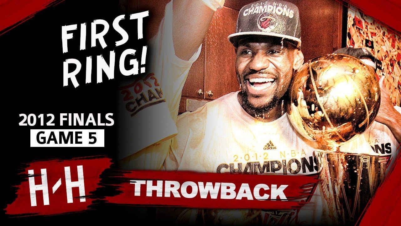 cfc932a6f8c LeBron James 1st Championship