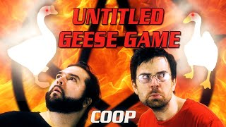 COOP avec SEB  - UNTITLED GEESE GAME