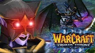 eXtra klasyka: Warcraft III TFT - Kampania Nocnych Elfów - GDZIEŚ TU JEST ILLIDAN - Na żywo
