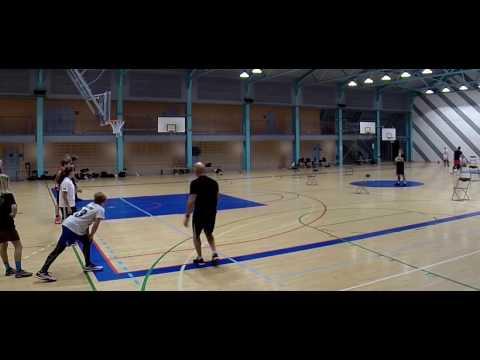 Camp Copenhagen Future - Oct 2016 - Coach Darius Sirtautas - Off spacing and movement - 2v2 U16
