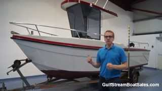 Redfinn 6000 For Sale UK and Ireland -- Review and Water Test by GulfStream Boat Sales