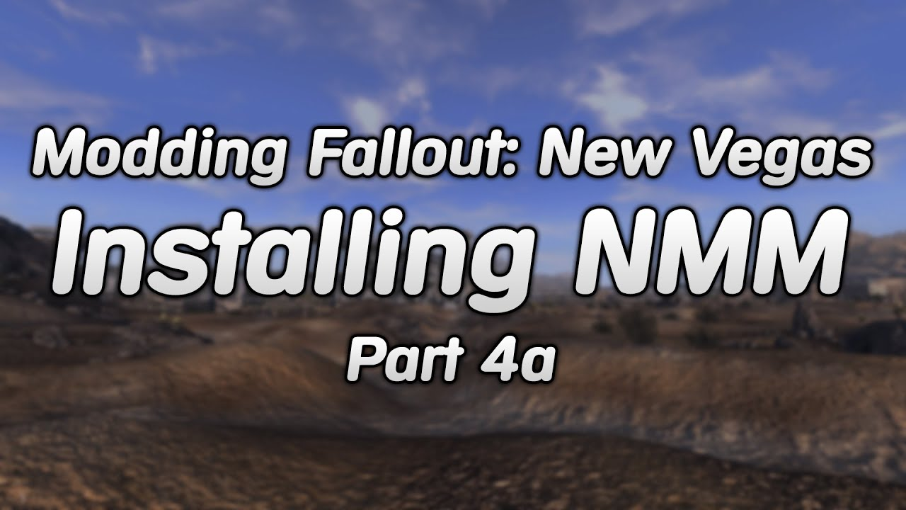 nexus mod manager fallout new vegas crash