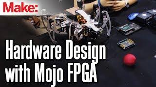 Mojo Fpga Hardware Design Board