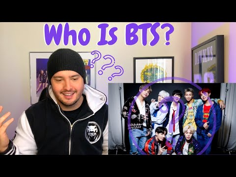 'Who is BTS? The Seven Members of Bangtan' Reaction!