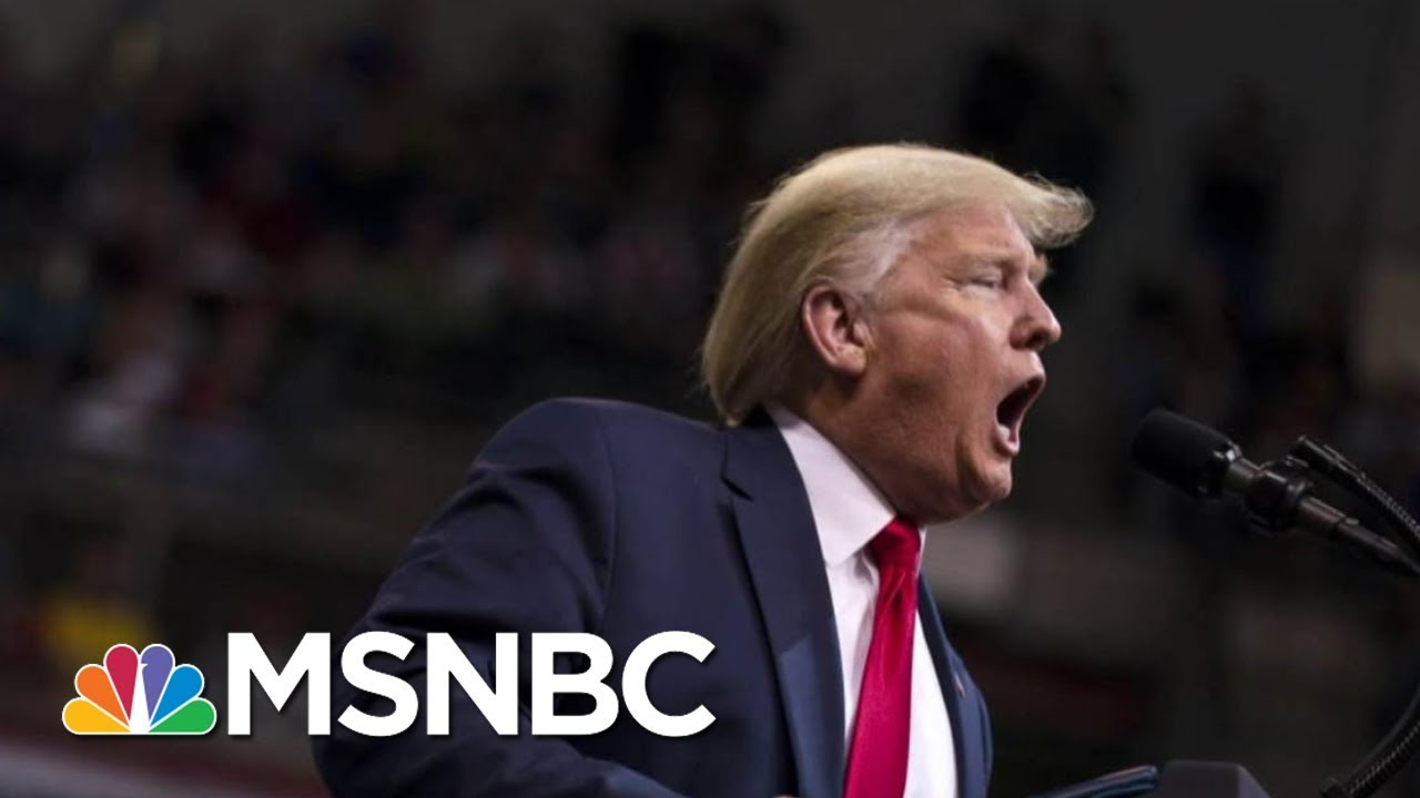 The Atlantic Outlines The Trump Campaign's Disinformation Tactics | Velshi & Ruhle | MSNBC