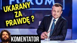 Dziennikarz TVP Info Ukarany za Obronę Polaków Przed Nagonką i Krytykę PIS? - Analiza Komentator