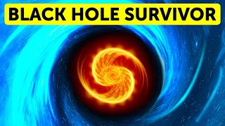 Only Known Survivor to Escape a Black Hole