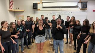 Audio (opb. Sia, Diplo, Labrith) - Amplified A Cappella