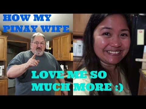 HOW TO MAKE YOUR FILIPINA LOVE YOU SO MUCH MORE  :) |  FILAM  COUPLE | VLOG78