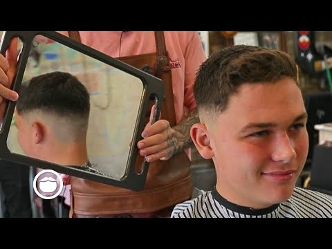 The Best Haircut for Teenagers