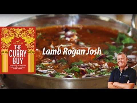 How To Make Lamb Rogan Josh - (BIR) Curry House Style Rogan Josh