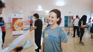 Блиц опрос члена сборной России по хоккею с сезона 2007 2008 г Александра Александровна Вафина