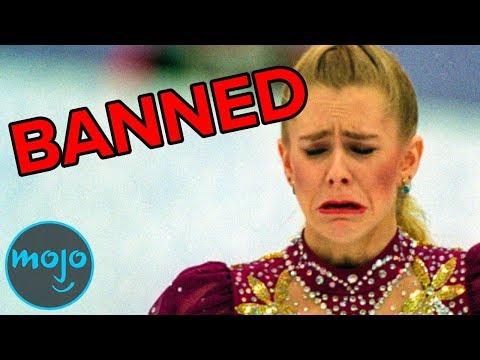 Top 10 Shocking Sports Bans
