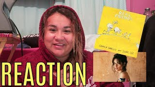 Baixar REAL FRIENDS BY CAMILA CABELLO feat. SWAE LEE REACTION  // DAY 78 :S2