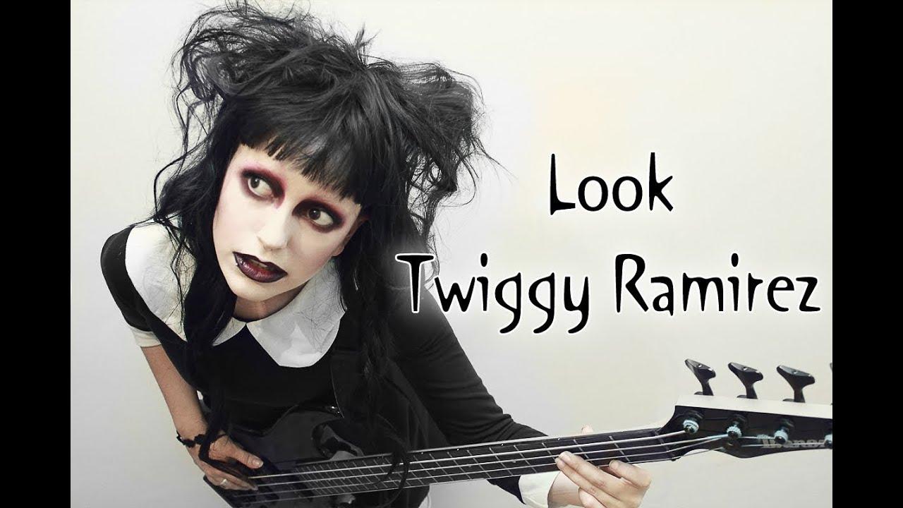 Look Inspirado En Twiggy Ramirez Ver En Hd Youtube
